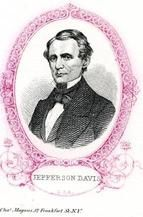 09x078.7 - Jefferson Davis C. S. A., Civil War Portraits from Winterthur's Magnus Collection